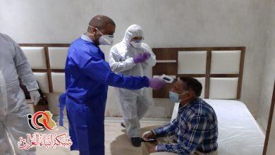 Photo of تعافي ١٨٧٢ مريضاً من فيروس كورونا خلال أربعة أيام بنصف بغداد
