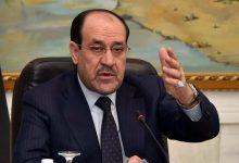 "Photo of المالكي يذكّر الكاظمي بـ4 مطالب أساسية ويحذر من ""عنف وفوضى"" وضرب للاستقرار"