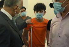 Photo of بالصور…الكاظمي يوجه بتشكيل لجنة تتابع الاوضاع الصحية لجرحى التظاهرات