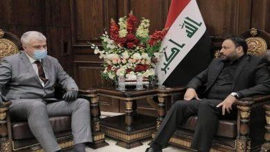 "Photo of نائب رئيس البرلمان العراقي يدعو روسيا لتقديم قروض لتنفيذ ""المشاريع الاستراتيجية"""