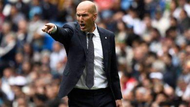 Photo of زيدان … هل يرحل عن ريال مدريد بعد النتائج الكارثية؟