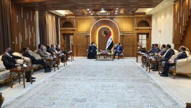 Photo of الحلبوسي والحكيم يؤكدان على أهمية اجراء انتخابات حرة نزيهة
