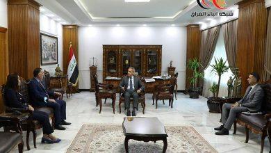 Photo of رئيس مجلس القضاء الأعلى يستقبل رئيس وأعضاء لجنة الشباب والرياضة في مجلس النواب