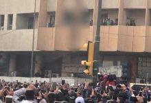 Photo of القبض على شخصين استهدفا القوات الأمنية والمتظاهرين وسط بغداد