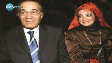 Photo of شهيرة في أول لقاء إعلامي بعد وفاة محمود ياسين .