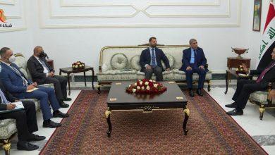 Photo of رئيس الجمهورية يستقبل وفداً من التيار الصدري في قصر السلام