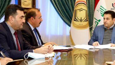Photo of الأعرجي يبحث مع اللجنة المختصة إعداد استراتيجية جديدة للأمن الوطني