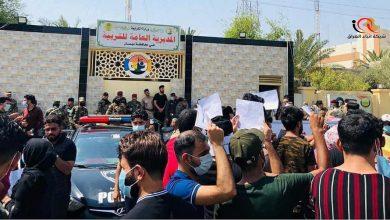 Photo of في ميسان.. تظاهرات للمحاضرين المجانيين للمطالبة بتصديق عقودهم ضمن الموازنة