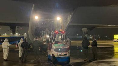 Photo of شحنة اللقاحات في الطريق الى بغداد .. والطائرة العراقية التي تحمل اللقاحات ستحط في مطار بغداد بعد قليل