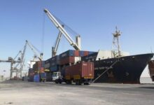 Photo of بالصوت والصورة: 66 حاوية فقط غادرت ميناء أم قصر هذا اليوم السبت الموافق ٦ / ٣ / ٢٠٢١