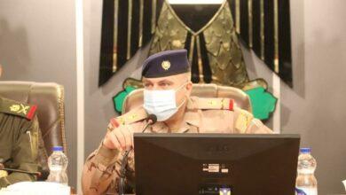 Photo of قائد عمليات بغداد يعقد مؤتمرا امنياً خاصاً بزيارة بابا الفاتيكان المرتقبة.
