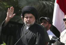 """Photo of بعد رفع الحظر,, الصدر يدعو الى تظاهرات حاشدة رفضاً لتطبيع """"مزمع"""" مع العراق"""