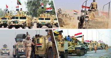 Photo of الأمن العراقى يعثر على ورشة لصناعة العبوات الناسفة ومواد شديدة الانفجار شمالى الموصل