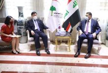 Photo of وزير الصحة والبيئة يستقبل السفير الكوري في العراق السيد جانغ كيونغ -ووك