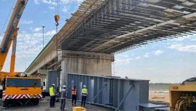 Photo of وزارة الإعمار تشارف على إنجاز مشروع إعادة إعمار جسر تكريت – العلم