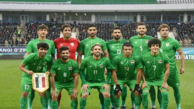 Photo of المنتخب العراقي يفوز على نظيره الأوزبكي في مباراة ودية