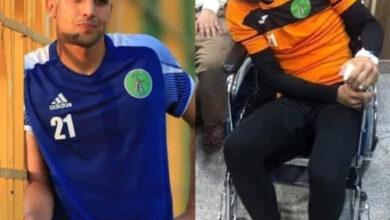 Photo of وفاة مصطفى سعدون حارس منتخب العراق الأسبق بسبب جلطة دماغية
