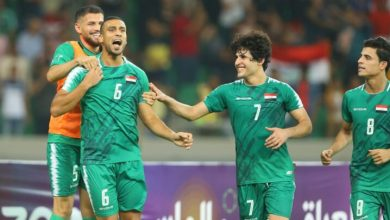 Photo of المنتخب العراقي على موعد مع هونغ كونغ ضمن التصفيات الآسيوية المزدوجة
