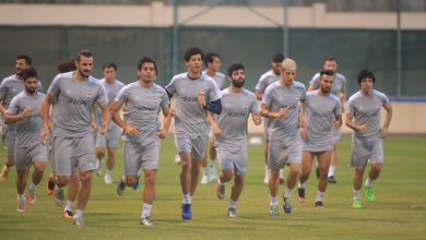 Photo of منتخب العراق يكثف استعداداته لمواجهة إيران سعيا لخطف بطاقة التأهل