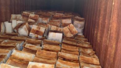 Photo of ضبط مواد منتهية الصلاحية في ميناء أم قصر الشمالي