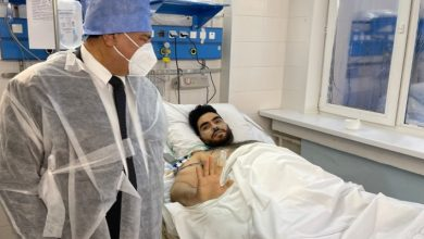 Photo of الكاظمي يوجه بتقدم التسهيلات لوصول عائلة الطالب المصاب إلى موسكو
